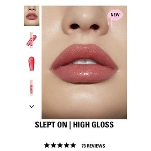 Brand new Kylie High Gloss in shade Slept on